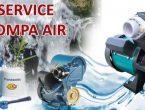 jasa service pompa air depok sleman