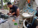 jasa service pompa air Berbah Sleman